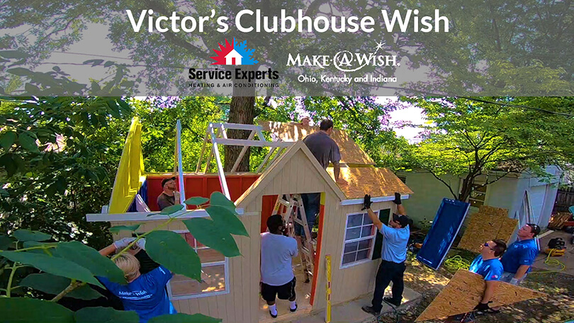 Victor's Clubhouse Wish